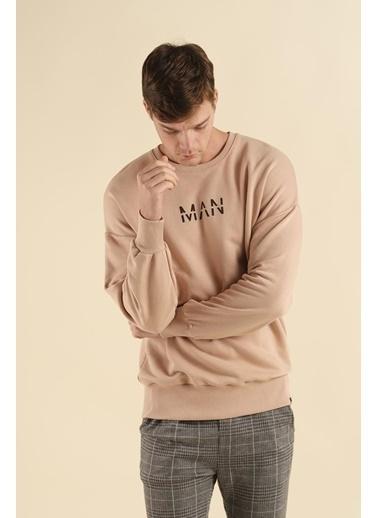 Oksit Sweatshirt Bej